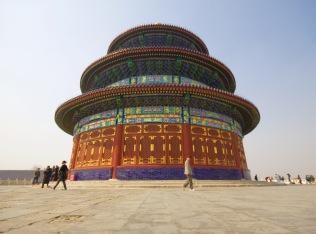 Temple of Heavan in Beijing, China