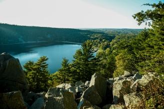 Devils Lake, Wisconsin